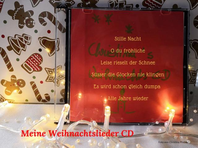 Meine Weihnachtslieder CD